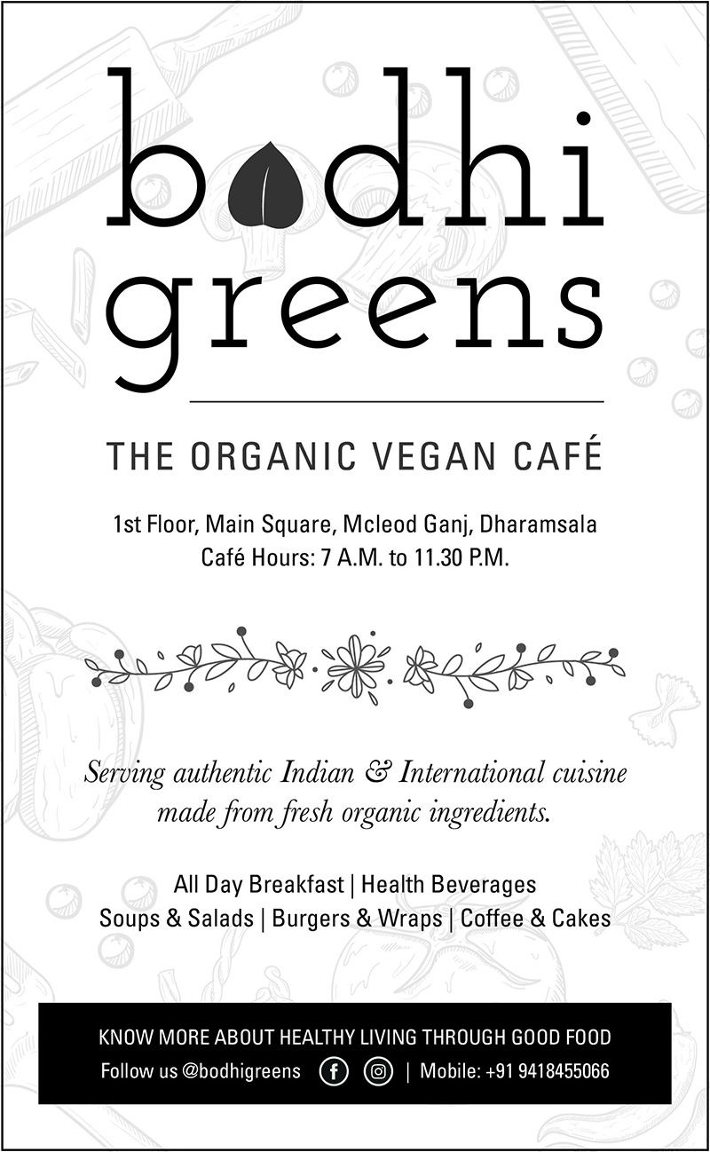 Bodhi Greens Organic Vegan Kitchen