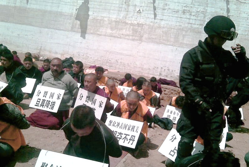 Ngaba-Tibet-Uprising-2008-Crime-against-humanity