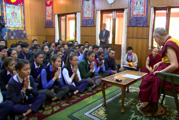 Tibetan Buddhism is the wealth of the Tibetans: Spititual