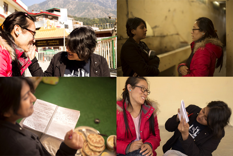 Tibet-India-Education-2015