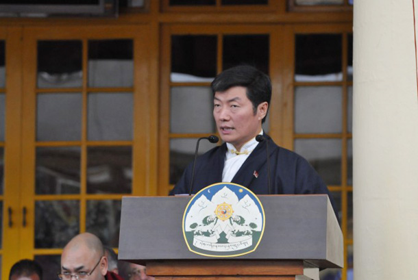 Sikyong-Tibet-Human-Rights-Day-2016