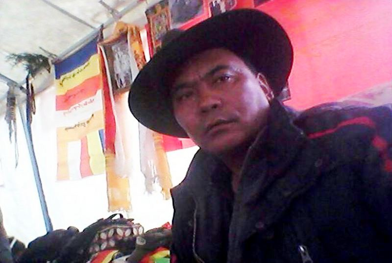 "Chinese authorities charged a prominent former Tibetan political prisoner of 'inciting to split"" China. Photo: File"
