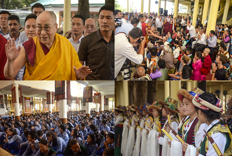 Tibet-Dalai-Lama-Teachings-2017-Youth