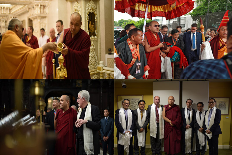 Tibet-Karmapa-UK-London-2017