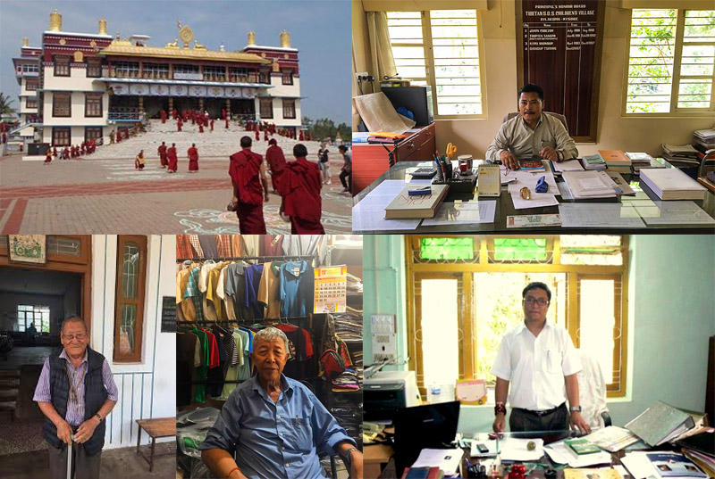 Bylakuppe Tibetan Settlement In Focus