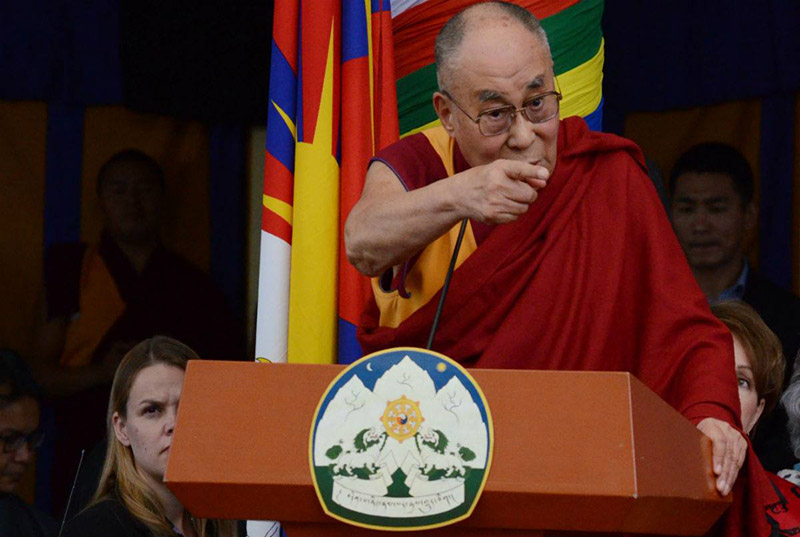 US is a global leader of the free world and peace: Tibet spiritual leader