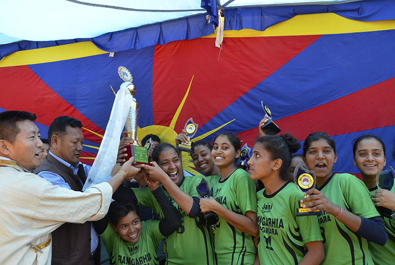 Tibet-Football-tourrnament-2017