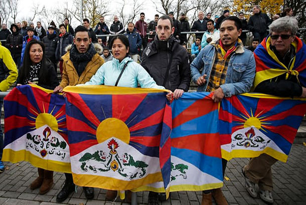 Tibet-Protest-Germany-Freedom-2017