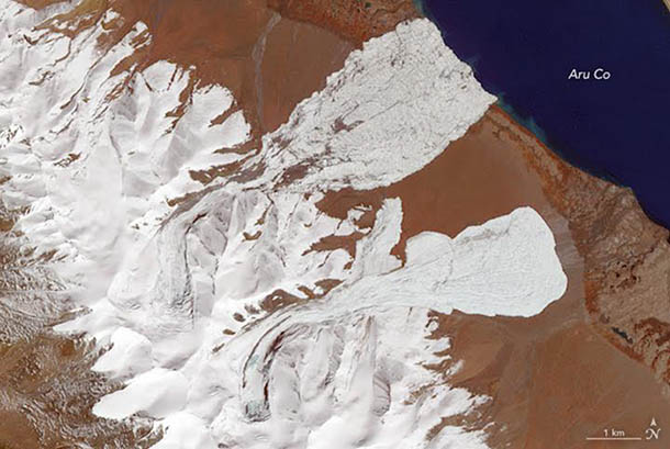 Tibet-Ice-Avalanches-NASA-2016