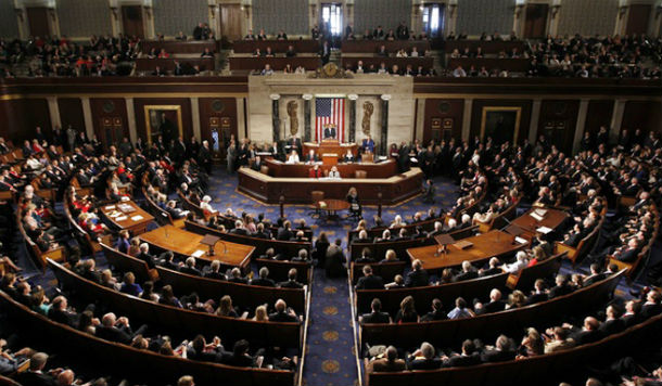 The United States Senate is the upper chamber of the United States Congress, which along with the United States House of Representatives—the lower chamber—comprise the legislature of the United States. Photo: File