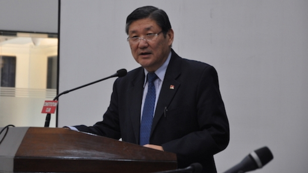 Sonam Norbu Dagpo, Secretary for International relations and Spokesperson of the Central Tibetan Administration. Photo: File