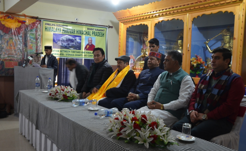 The India-Tibet Correlations Meet held at Yongling School in Dharamshala, India, December 5, 2018. Photo: TPI/Tenzin Dhargyal