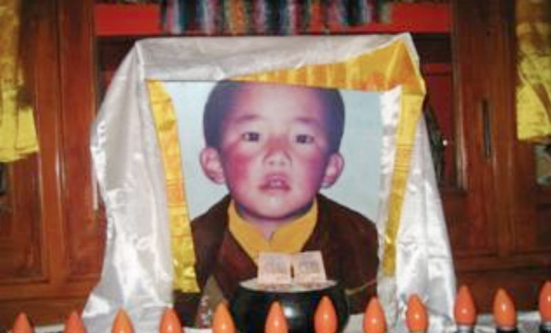 'Missing for over 20 years': Call for renewed push for evidence about the Panchen Lama. Photo: TPI