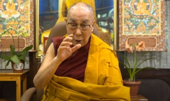 His Holiness the Dalai Lama of Tibet begins two-day teaching online