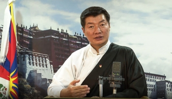 Tibet's exile President calls for Tibetans and supporters to light a candle