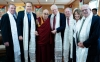 A bipartisan U.S Congressional delegation during their meeting with His Holiness the Dalai Lama at his residence in Dharamshala, HP, India on August 3, 2019. Photo: Tenzin Choejor