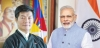 President Dr Lobsang Sangay congratulates PM Modi and India on 'conducting world's biggest democratic event'. Photo: File
