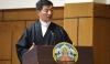 President Dr Lobsang Sangay delivering Kashag statement on the 85th Birthday of His Holiness the Dalai Lama, in Dharamshala, India, on July 6, 2020. Photo/Tenzin Phende/CTA
