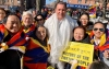 U.S Lawmaker Congressman Tom Suozzi attending the event of the March 10 Tibetan National Uprising Day held in New York, U.S., on March 10, 2020. Photo: TPI