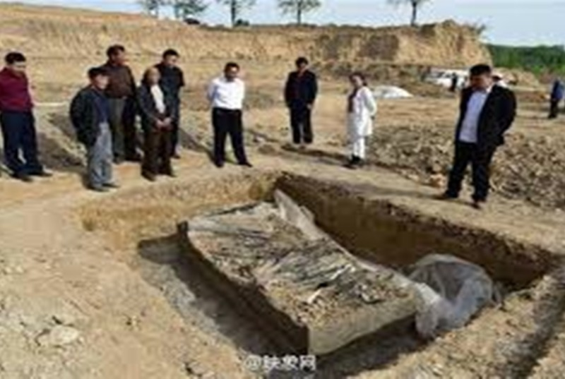 3,000 year old tombs excavated in southwestern Tibet. Photo: file