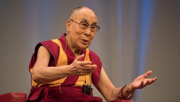 His Holiness the Dalai Lama is the spiritual leader of Tibetan Buddhists and a Nobel laureate. Photo: File