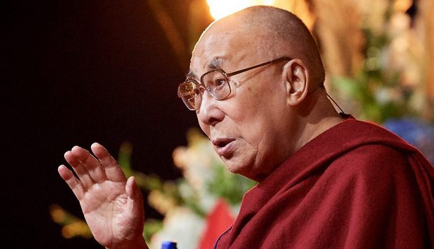 His Holiness the Dalai Lama's message on the 50th anniversary of Earth Day. Photo: OHHDL